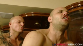 bossy hung top fucks his nasty bottom