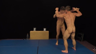 Str8 Hell - Erik Drda and Rosta Benecky - WRESTLING