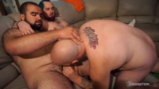 nail neighbour 2 with Dakota Steele, Rhino and ZJ Woods
