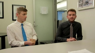 Hard Politics - Raging Interns with Alex Tanner and Brett Beckham