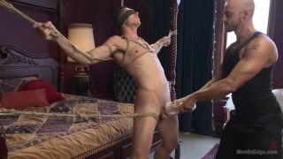 logan stone gets his dick edged