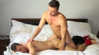 A RAW AND SAVAGE LOVE FEST with  Brandon Jones and Samuel Stone