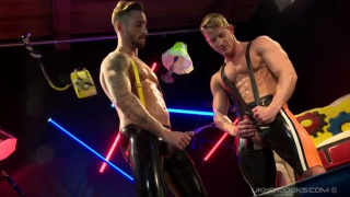 Piss N Rubber with Darius Ferdynand and Nick North