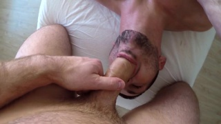 Straight Guy Massage with Brogan Reed and Daniel Duress