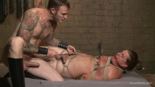 Kip Johnson gets cropped and fucked Christian Wilde