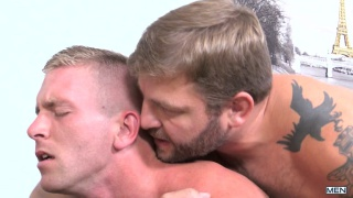 Straight Man's Whore with Colby Jansen and Scott Riley