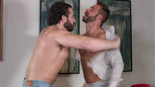 HAIRY ALPHA with Jessy Ares & Martin Mazza