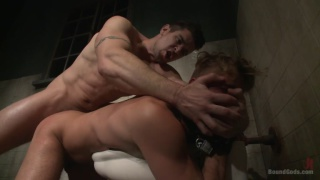 Captured Stud Mummified with Trenton Ducati and Wesley Woods