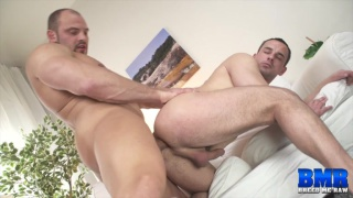 regular fuck buddies Zack Hood and Andy West