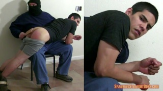 Hector's First Spanking