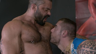 BONDAGE BEAST with Rogan Richards & Isaac Eliad