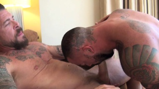 rocco steele bare fucks sean duran