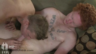 Carrot Top Pop with Mickey O'Brien and Kyle Edwards