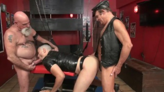 Slave for daddy with steve hurley titpig