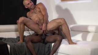 Austin takes black dick RAW