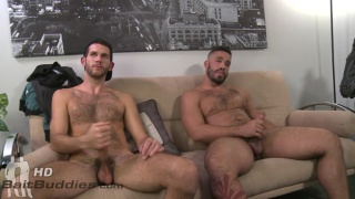 Straight guy Landon Kovac plays with Trey Turner