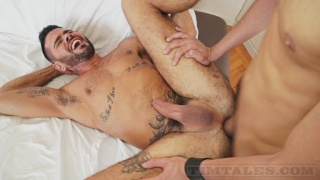 Esteban bare fucks Mario Domenech