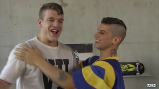 MEN in Canada with Pierre Fitch and caleb King