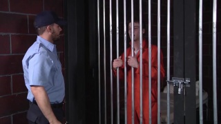 Barebacked In Prison with Donny Forza and Eli Hunter