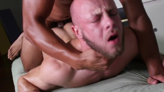 Muscle Worship with Bjorn Manning and Devon Felix