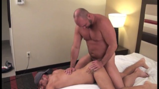 sexy men fucking in Big Bareback Cocks