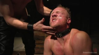 Sebastian Keys trains new slave Chris Burke
