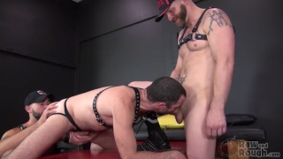 Red Fuck Table with Damon Andros and Jeremy Stevens