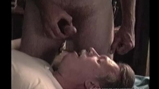 hairy hitchhiker Jesse gets a blowjob
