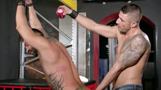 TORTURE CLUB with MAX TORO and MARTIN MAZZA