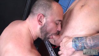 thick hung daddy fucks beau reed's hungry hole