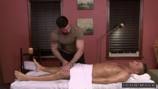 Gay Massage House 4 with Billy Santoro & Brandon Wilde