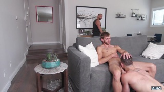 step dick with Dalton Briggs and Vincet Diaz
