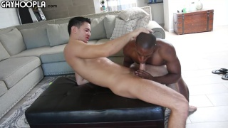 Tyler Smith gets fucked by Zach Douglas