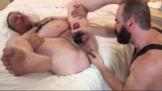 Bareback Daddies 2 with marc angelo