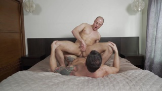 Raw Slut Hole with Dakota Rivers and Brendan Phillips