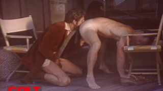 census taker gets his dick serviced
