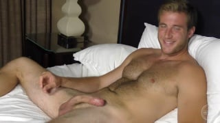 here he cums again with Josh