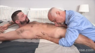 Tex Davidson Serviced by older man
