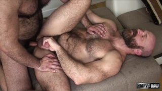 A Sweaty Cumpilation with amir badri