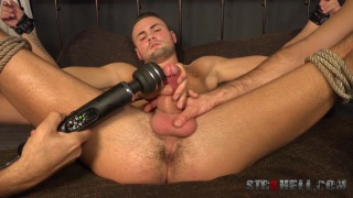 milking men with Milos Ovcacek
