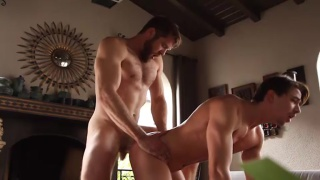 Colby Keller Fucks Jack Hunter