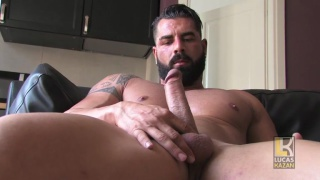 massive italian hunk fulfills his fantasy