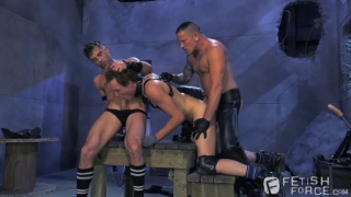 Pig Puppy with Lance Hart, Micky Mackenzie & Max Cameron