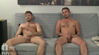 Video ansehen cesar Rossi rides Jack's cock