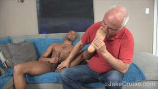 jake cruise blows hung guy Timarrie Baker