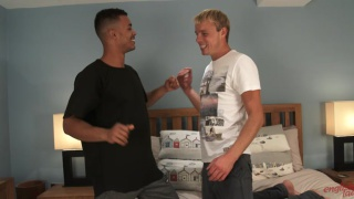 Straight guy Casey Fucks Chris Hard