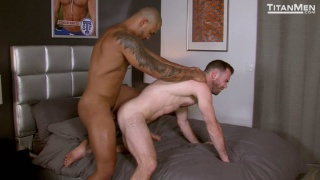 Matthew Bosch gets fucked by Jason Vario