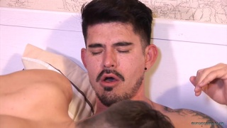 Daddy Fucked Deep with Dmitry Osten and CJ Michaels