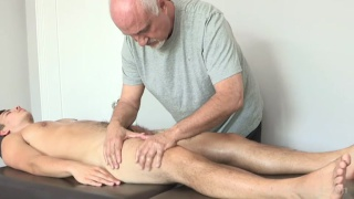 David Plaza Massaged