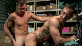 Whats Our Porn Scene Name with Darin Silvers & Bryan Cole